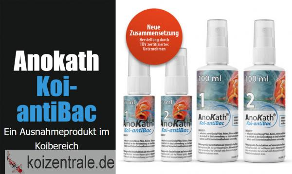 AnoKath® Koi-antiBac 100ml
