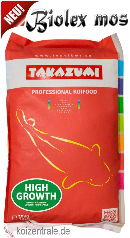 Takazumi Futter High Growth - Koi-Futter